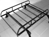 Багажник автомобильный: корзина на крышу автомобиля, 135 см
