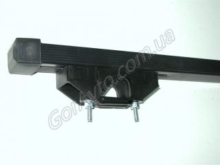 Багажник на Киа Спортейдж - AMOS тип Reel на рейлинги