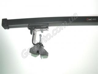 Багажник на Митсубиси Лансер Х, кузов хэчбек: DROMADER тип C-15