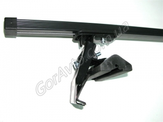 Багажник на Хундай Соната (2005-2009 г.в.): DROMADER тип D-1