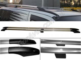 Багажник на Мерседес Вито W638: рейлинги