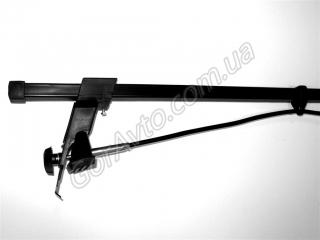 Багажник на Шевроле Aвео: TRAMP тип AM-2