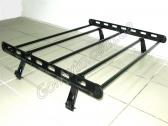 Багажник на ВАЗ 2101-2107: RR-104B полный, 4-х опорный, прямоугольные перемычки