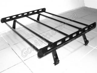 Багажник на ВАЗ 2108-21099, 2113, 2115: RR-104B полный, 4-х опорный
