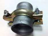 Муфта со сгонами, ремкомплект глушителя (Ø55)