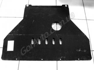 Защита двигателя Рено Кенго (с 2008 г.в.)